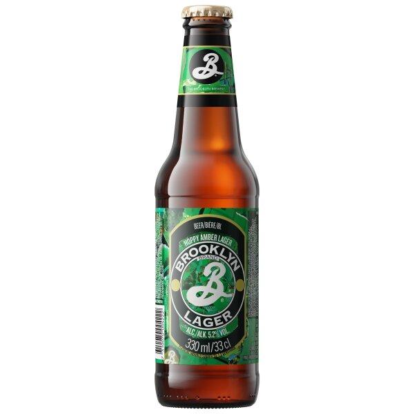 Brooklyn Brewery Brooklyn Lager 0,33l