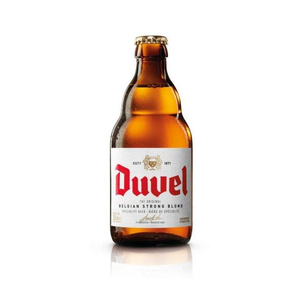 Duvel Moortgat Belgian Golden Ale 0,33l