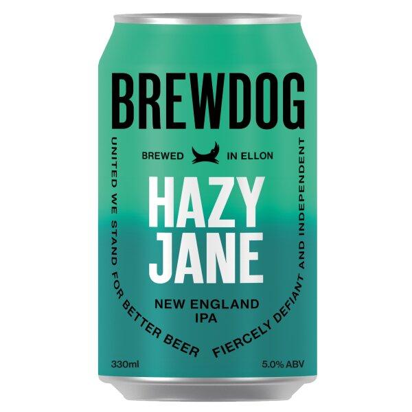 BrewDog Hazy Jane 0,33l