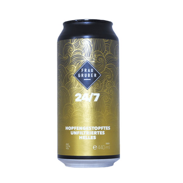 FrauGruber Brewing 24/7 0,44l