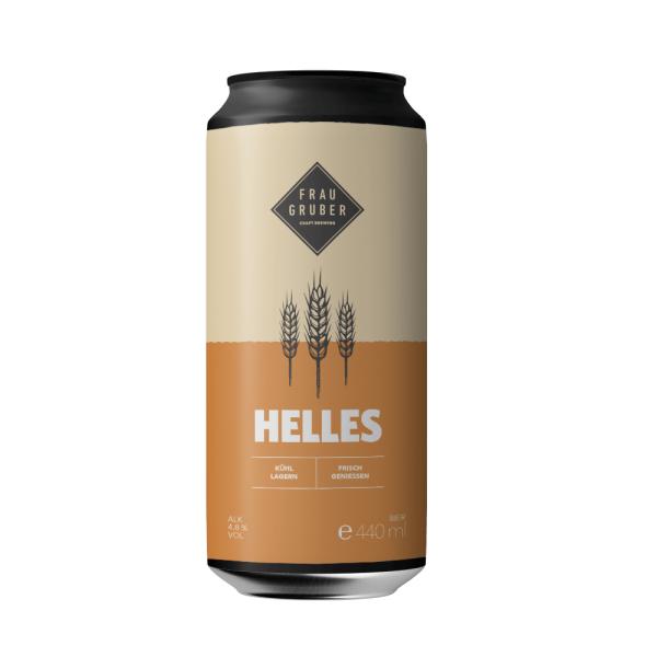 FrauGruber Brewing Helles  0,44l
