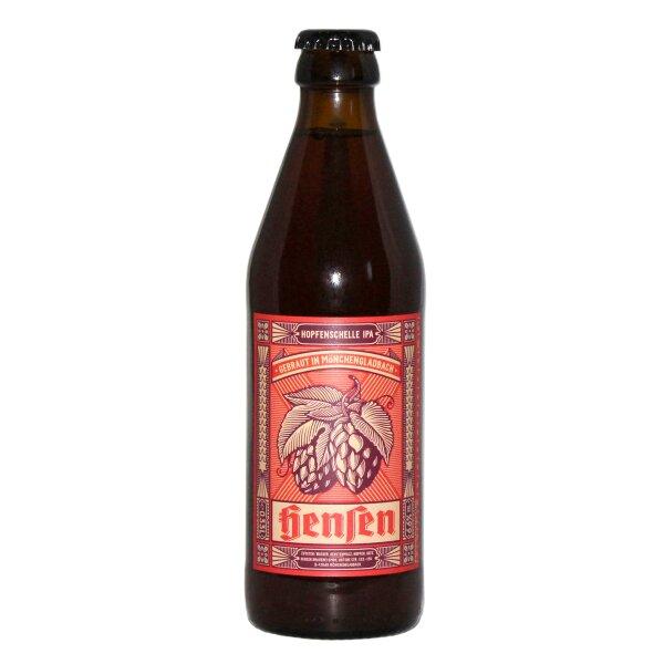 Hensen-Brauerei Hopfenschelle IPA 0,33l