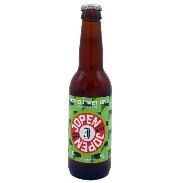 Jopen Hop Zij met ons (glutenfrei) 0,33l
