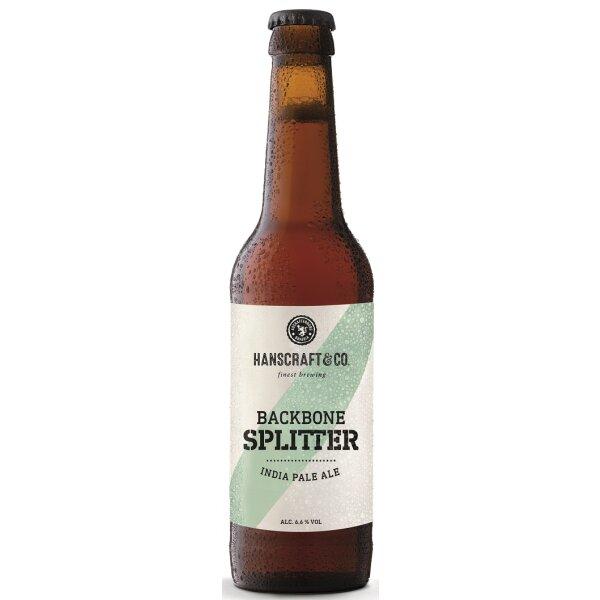 Hanscraft Backbone Splitter 0,33l