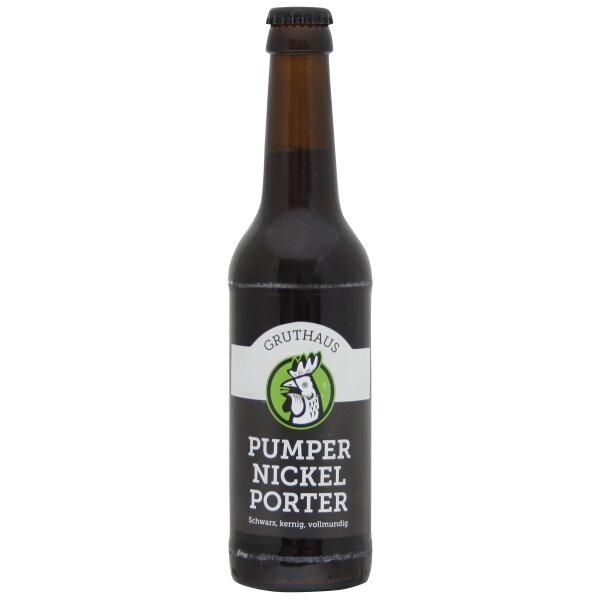 Gruthaus Pumpernickel Porter 0,33l