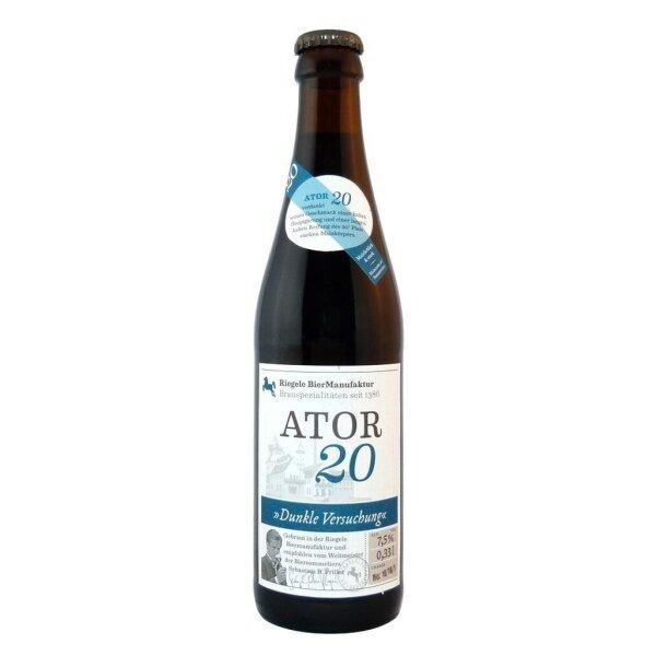 Riegele Ator 20 0,33l