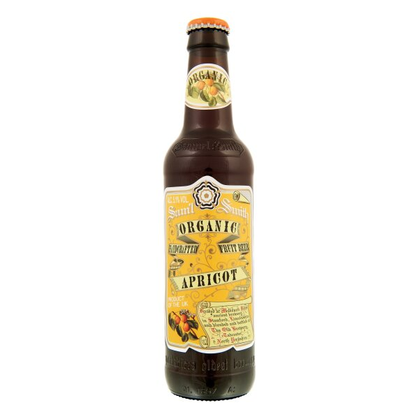 Samuel Smith Organic Apricot 0,355l