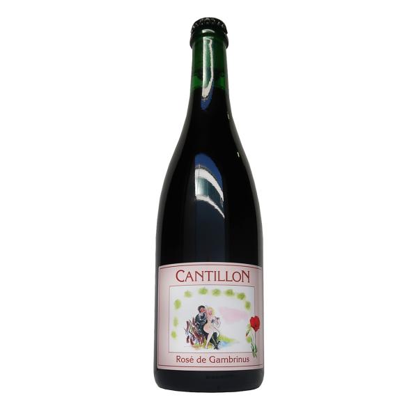 Cantillon Rosé de Gambrinus 0,75l